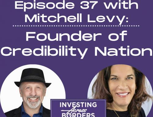 EP037: Mitchell Levy: Founder of Credibility Nation