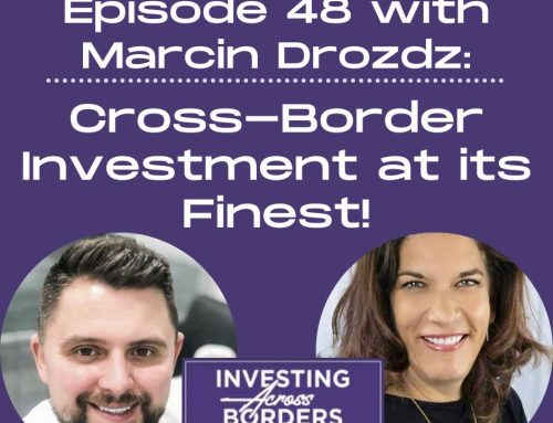 EP048: Marcin Drozdz: Cross-Border Investment at its Finest!